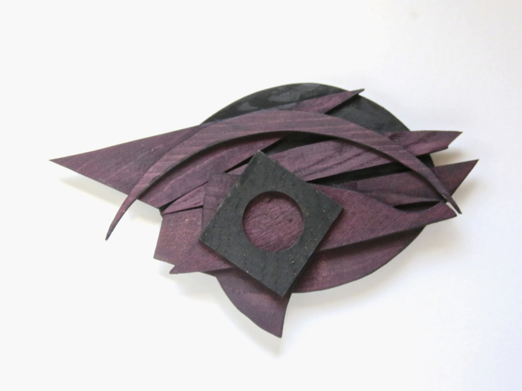 Frameless Purple Tapa