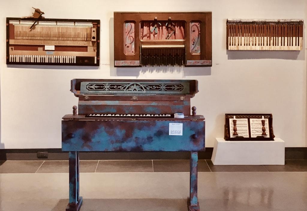 Organ Parts, an ensemble